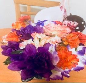 Silk flower workshop with jan gadson louissant events boston events silk flower workshop with jan gadson louissant mightylinksfo