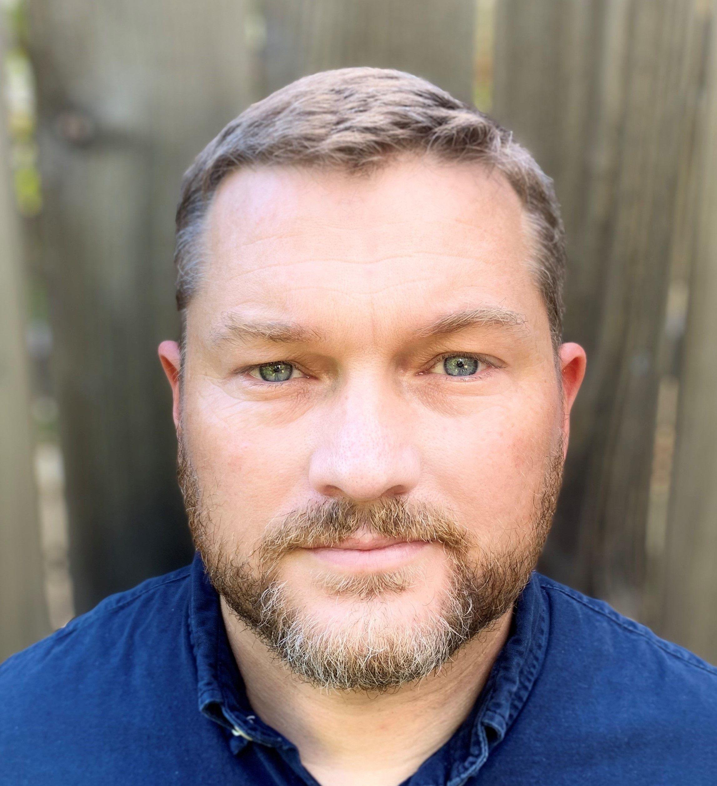 Headshot of Reece Jones
